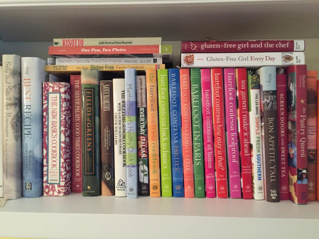 Cookbooks: To Gluten Free or Not To Gluten Free?