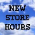New Hours Coming 10/1